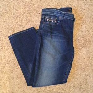 Big Star Remy Low Rise Fit Crop Pant Size 31